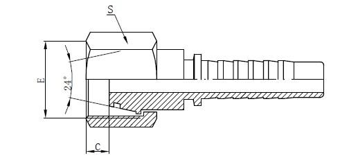 Hidrauliskā mezgla rezerves daļas