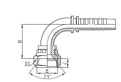 Divas stiepļu armatūras šļūtenes montāža
